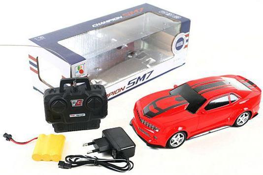 Машинка на радиоуправлении Shantou Gepai Chevrolet Camaro красный от 3 лет пластик 1623-2A машинка на радиоуправлении shantou gepai chevrolet camaro красный от 3 лет пластик 1623 2a