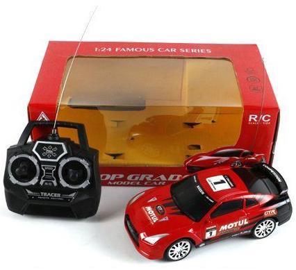 Машинка на радиоуправлении Shantou Gepai 4 канала, свет фар, подсветка днище, звук 631836 стоимость