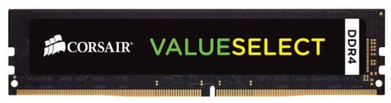 Оперативная память 4Gb PC4-21300 2666MHz DDR4 DIMM Corsair CMV4GX4M1A2666C18 оперативная память 4gb pc4 21300 2666mhz ddr4 dimm corsair cmv4gx4m1a2666c18