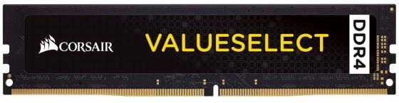 Оперативная память 16Gb (1x16Gb) PC4-21300 2666MHz DDR4 DIMM CL18 Corsair ValueSelect CMV16GX4M1A2666C18