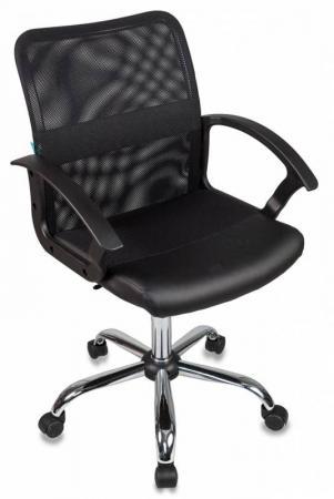 Кресло Бюрократ CH-590SL/BLACK черный кресло бюрократ ch 868axsn black черный