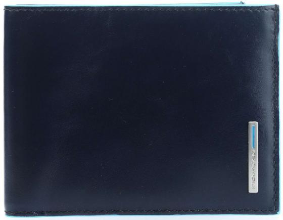 Кошелек мужской Piquadro Blue Square кожа синий PU1241B2R/BLU2