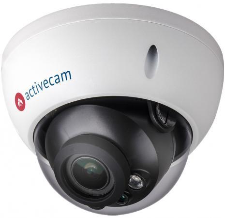 Видеокамера IP ActiveCam AC-D3123WDZIR3 2.7-12мм цветная корп.:белый activecam ac d7141ir1