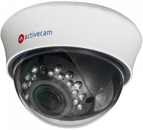 Видеокамера ActiveCam AC-D3113IR2 CMOS 1/3 12 мм 1280 x 960 H.264 RJ-45 LAN PoE белый цена
