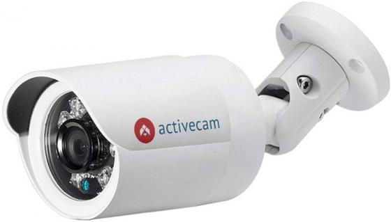 Видеокамера ActiveCam AC-D2121WDIR3 CMOS 1/2.7 3.6 мм 1920 x 1080 H.264 RJ-45 LAN PoE белый битую ниву 2121 б у в беларуси