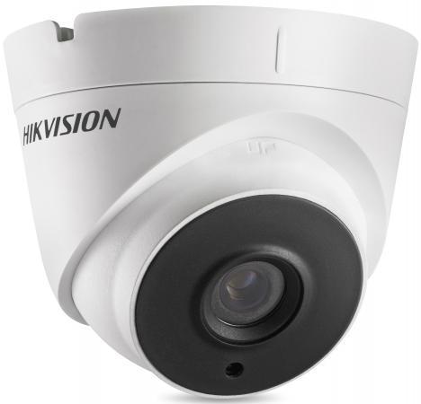 Камера видеонаблюдения Hikvision DS-2CE56D8T-IT1E 1/3 CMOS 6 мм ИК до 20 м день/ночь камера видеонаблюдения hikvision ds 2ce56d8t itze 1080p 2 8 12 мм белый