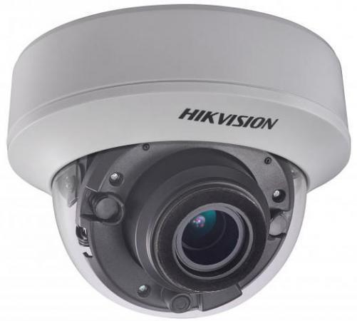 Видеокамера Hikvision DS-2CE56D8T-ITZE CMOS 1/3 2.8 мм 1920 x 1080 серый черный видеокамера hikvision ds t201 cmos 1 2 7 2 8 мм 1920 x 1080 серый белый