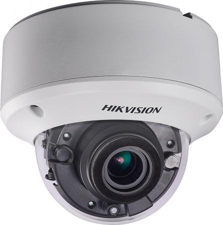 Видеокамера Hikvision DS-2CE56D8T-VPIT3ZE CMOS 1/3 2.8 мм 1920 x 1080 белый slr объектив distagon t 2 8 15 mm ze zf 2 t 15mm f2 8