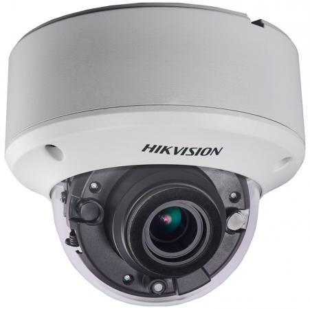 """Купить со скидкой Видеокамера Hikvision DS-2CE56F7T-AVPIT3Z CMOS 1/3"""" 12 мм 1920 х 1536 — — — белый"""