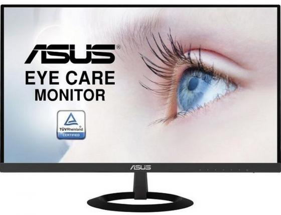 "Монитор 23"" ASUS VZ279HE черный IPS 1920x1080 250 cd/m^2 5 ms HDMI VGA 90LM02X0-B01470 цена"