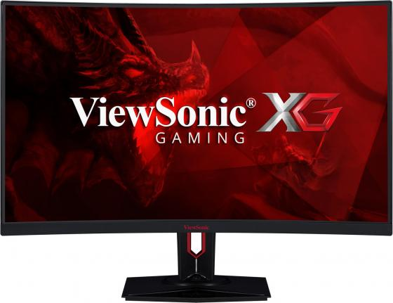 Монитор 27 ViewSonic XG2730 Gaming черный IPS 2560x1440 350 cd/m^2 1 ms HDMI DisplayPort Аудио USB VS16485 weyes ms 929 wired 6 key usb 2 0 800 1000 1600 2400dpi optical gaming mouse black green