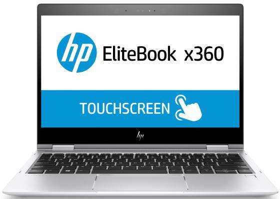 Ноутбук HP EliteBook x360 1020 G2 12.5 3840x2160 Intel Core i5-7300U 1000 Gb 16Gb Intel HD Graphics 620 серебристый Windows 10 Professional ноутбук hp elitebook x360 1020 g2 12 5 1920x1080 intel core i5 7200u 1ep67ea