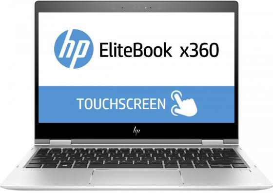 Ноутбук HP EliteBook x360 1020 G2 12.5 3840x2160 Intel Core i5-7200U 512 Gb 8Gb Intel HD Graphics 620 серебристый Windows 10 Professional 1EQ16EA