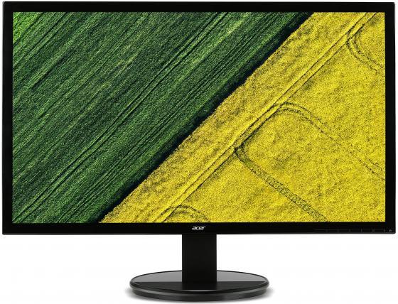 Монитор 24 Acer K242HLBD черный TFT-TN 1920x1080 250 cd/m^2 5 ms DVI VGA UM.FW3EE.001 монитор 24 acer v246hlbd черный tn 1920x1080 250 cd m^2 5 ms dvi vga um fv6ee 001