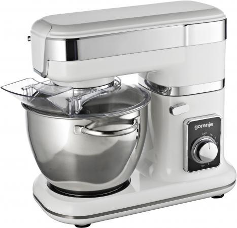 Кухонный комбайн Gorenje MMC800W белый, серебристый