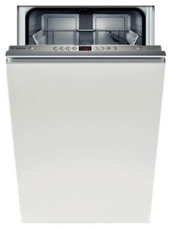 Купить со скидкой Посудомоечная машина Bosch SPV45DX00R белый