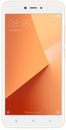 Смартфон Xiaomi Redmi Note 5A золотистый 5.5 16 Гб LTE Wi-Fi GPS 3G Redmi_Note_5A_16GB_Gold смартфон xiaomi redmi note 4 черный 5 5 64 гб lte wi fi gps 3g redminote4bl64gb