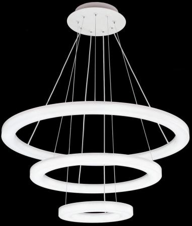 Подвесной светодиодной светильник с пультом ДУ Citilux Электрон CL710104RS citilux подвесная люстра citilux электрон cl710104rs