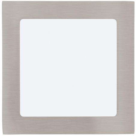 Встраиваемый светодиодный светильник Eglo Fueva 1 31678 потолочный светодиодный светильник eglo fueva c 96679