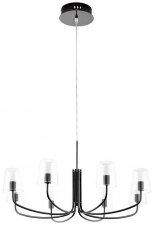 Подвесная светодиодная люстра Eglo Noventa 1 96516 подвесная светодиодная люстра eglo pontevedra 95394