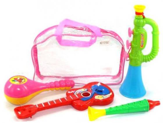 Набор музыкальных инструментов Shantou Gepai 4 предмета admos набор инструментов 24 предмета