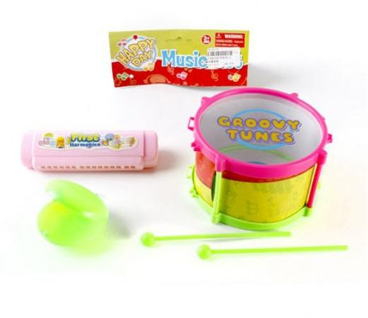 Набор музыкальных инструментов Shantou Gepai Music моющее средство для музыкальных инструментов music nomad mn202