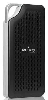 Портативная акустика Puro Music Fun черный стоимость