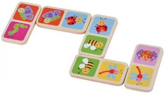 Настольная игра домино Mapacha Домино - Бабочки настольная игра домино стеллар хорошие знакомые 9