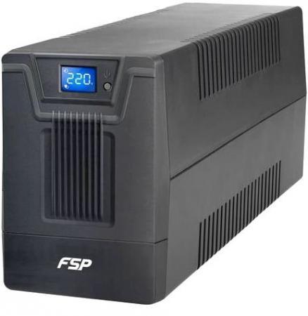 ИБП FSP DPV 650 650VA/360W PPF3601801/PPF3601901 ибп fsp ep 650