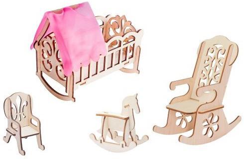 Набор мебели Большой слон Детская М-007