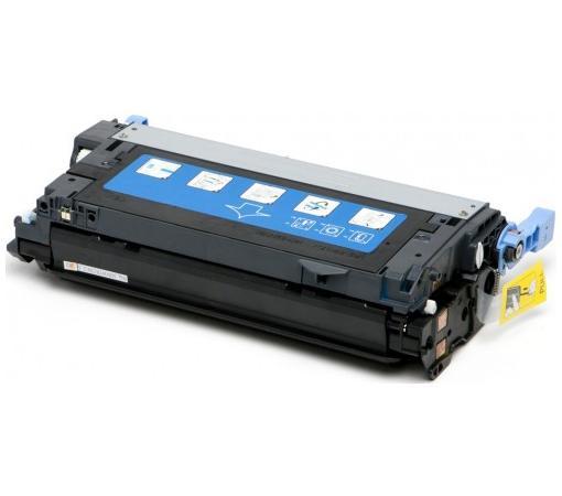 Картридж Cactus CS-Q6461AR для HP CLJ 4730 голубой 12000стр картридж cactus cs q6462ar для hp clj 4730 желтый 12000стр