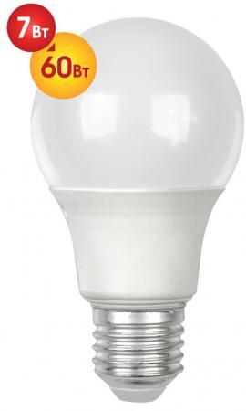 Лампа светодиодная груша Dialog A60-E27-7w-3000k E27 7W 3000K лампа светодиодная груша dialog a60 e27 7w 3000k e27 7w 3000k