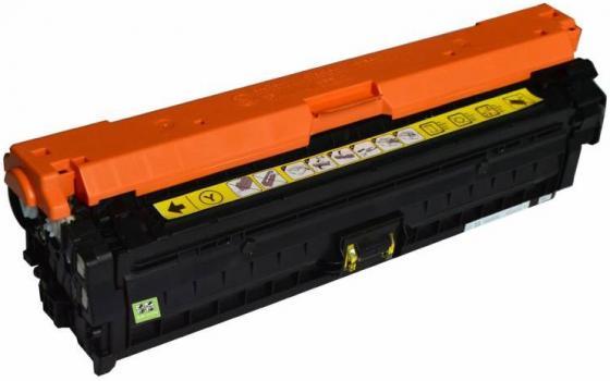 Картридж Cactus CS-CE742AV для HP LJ CP5220/CP5221/CP5223/CP5225 желтый 7300стр тонер картридж hp ce743a пурпурный для hp clj cp5225 7300стр