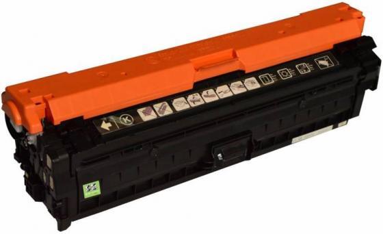 Картридж Cactus CS-CE740AV для HP LJ CP5220/CP5221/CP5223/CP5225 черный 7000стр transfer belt cleaning blade for canon lbp 9100 9500 9600 for hp cp5225 cp5525 cp5220 cp5520 m750 m755 ce979a ce516a ce710 69003