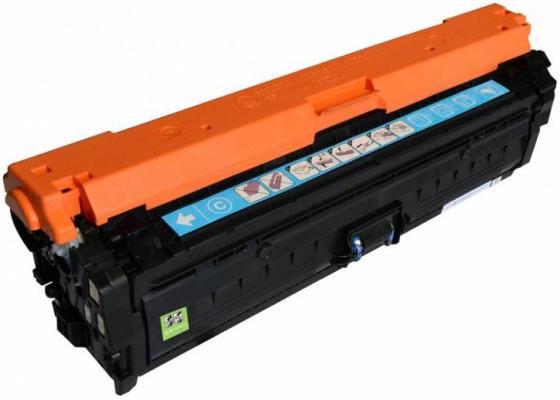 Фото - Картридж Cactus CS-CE271AV для HP LJ Ent CP5525 голубой 15000стр картридж лазерный cactus cs ce273ar пурпурный 15000стр для hp lj ent cp5525
