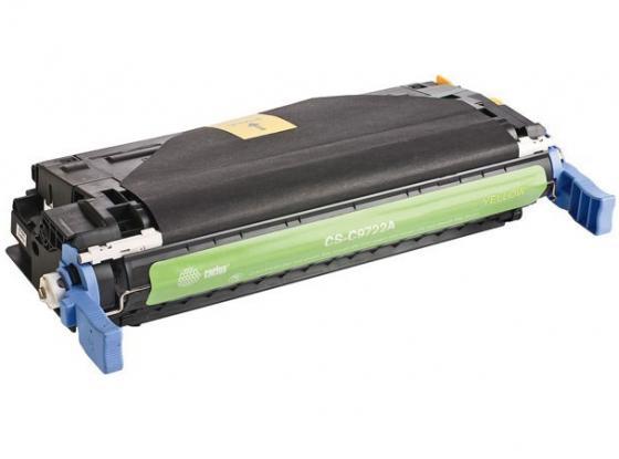 Картридж Cactus CS-C9722AR для HP CLJ 4600/4650 желтый 8000стр все цены