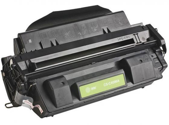 Картридж Cactus CS-C4096AR для HP LJ 2100/2200 черный 5000стр cactus cs c4096a black тонер картридж для hp lj 2100 2200