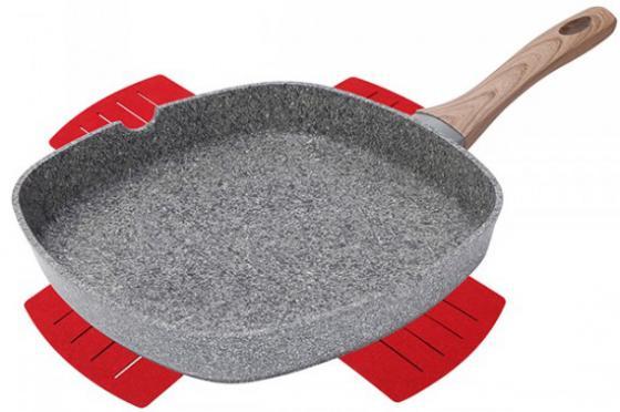 Сковорода-гриль Bergner BG-7979 Granit Eco сковорода гриль bergner bg 7979 granit eco