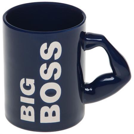 Кружка Big Boss Wellberg WB-23004 синий