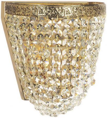 Настенный светильник Arti Lampadari Favola E 2.10.501 G настенный светильник arti lampadari favola e 2 10 501 g