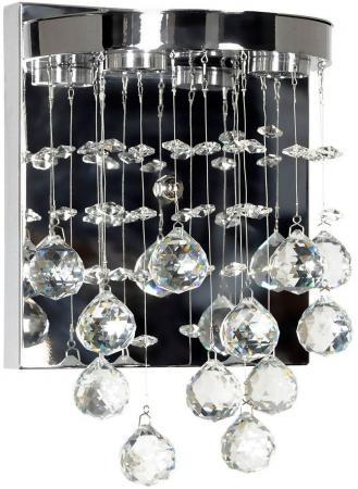 Настенный светодиодный светильник Arti Lampadari Flusso L 2.18.601 N накладной светильник arti lampadari flusso l 2 18 601 n