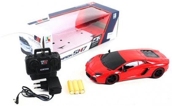 Машинка на радиоуправлении Shantou Gepai 637189 цвет в ассортименте от 3 лет пластик, металл 1626-7А автомобиль balbi автомобиль черный от 5 лет пластик металл rcs 2401 a