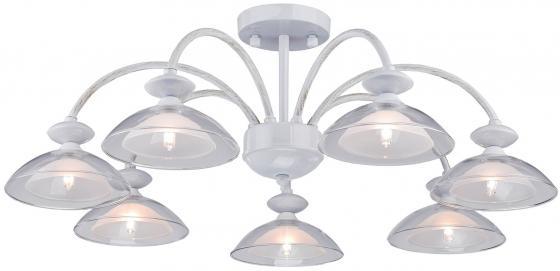 Потолочная люстра Arti Lampadari Noventa E 1.1.7 W arti lampadari noventa e 2 1 1 w