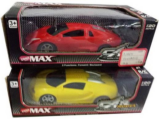 Купить со скидкой Машинка на радиоуправлении Shantou Gepai Max цвет в ассортименте от 3 лет пластик, металл