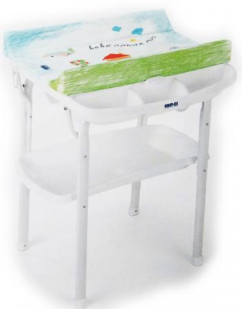 Стол пеленальный с ванночкой Cam Aqua (цвет 222) цена