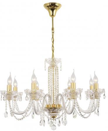 подвесная люстра arti lampadari sofia e 1 1 6 600 g Подвесная люстра Arti Lampadari Sofia E 1.1.8.600 G