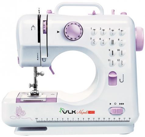 Швейная машина VLK Napoli 1400 белый швейная машина vlk napoli 1200 белый