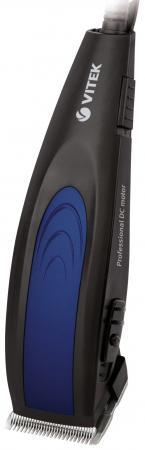 Машинка для стрижки волос Vitek VT-2576 чёрный машинка для стрижки волос vitek vt 2511 bk чёрный