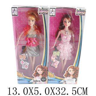 """Купить со скидкой Кукла Shantou Gepai """"Келли"""" 29 см в ассортименте"""