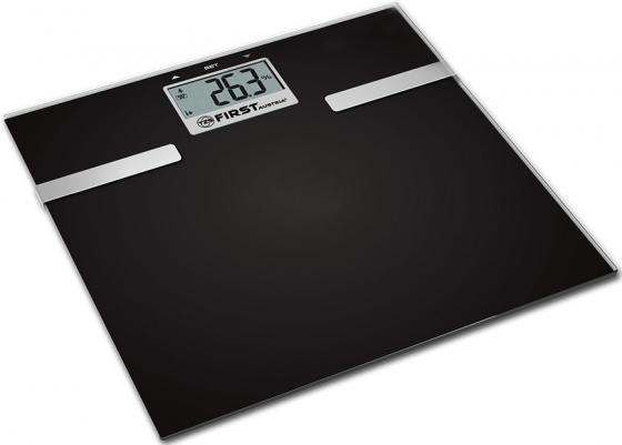 Весы напольные First FA-8006-3-BA чёрный весы напольные first fa 8006 1